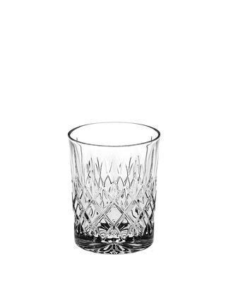 Bohemia Crystal Whiskygläser Angela 24600/42000/320 ml (Set mit 6 Stück)