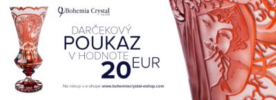 Gift voucher worth 20 EUR
