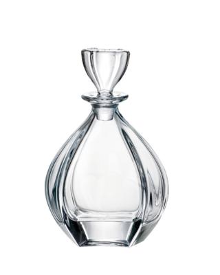 Bohemia Crystal whiskey bottle Laguna 950ml