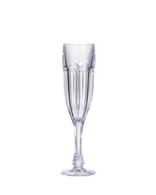 Bohemia Crystal Sklenice na šampaňské Safari 150ml (set po 6ks)