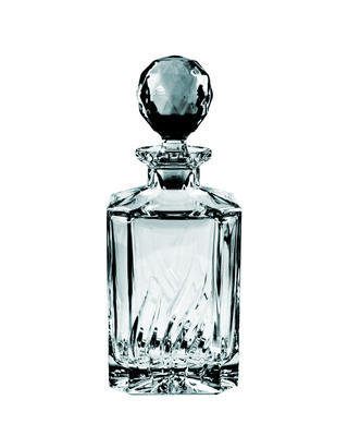 Bohemia Crystal Fiona Whiskey Decanter 080l