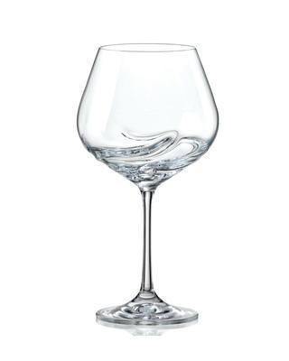 Bohemia Crystal Poháre na červené víno Turbulence 40774/570ml (set po 2ks) - 1