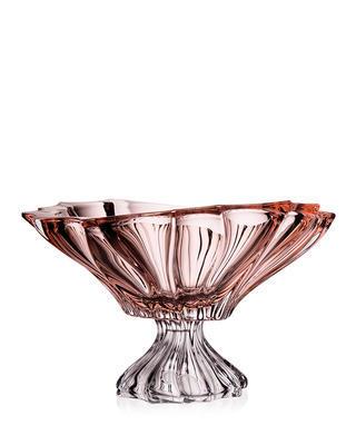Bohemia Crystal Misa na nohe  Plantica 6KG03/1/72T31/330mm - ružová