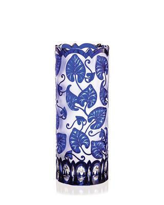 Vase 80109/M/leafs/300mm