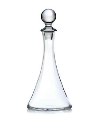 Bohemia Crystal Brandy or Whiskey Decanter with Stopper 1000ml