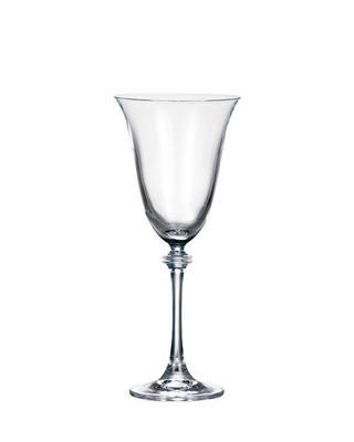 Bohemia Crystal Alexandra Wine Glasses 250ml (set of 6 pcs)