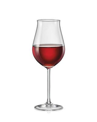 Bohemia Crystal Sklenice na víno Attimo 340ml (set po 6ks)