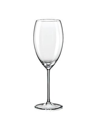 Bohemia Crystal Rotweingläser Grandioso 450 ml (Set mit 2 Stück)