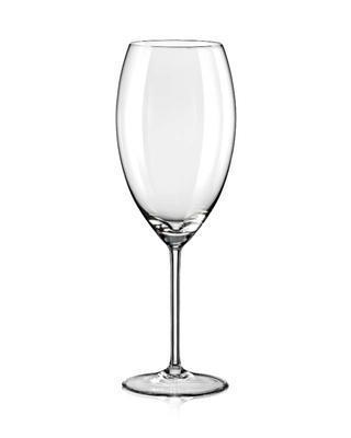Bohemia Crystal Rotweingläser Grandioso 600 ml (Set mit 2 Stück)