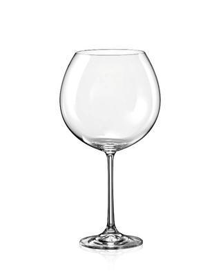 Bohemia Crystal Rotweingläser Grandioso 710 ml (Set mit 2 Stück)