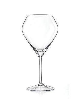 Bohemia Crystal Bravo Red Wine Glass 620ml (set of 6 pcs)