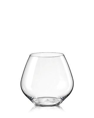 Bohemia Crystal Amoroso Red Wine Glass 440ml (set of 2 pcs)