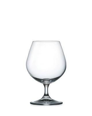 Bohemia Crystal Lara Brandy and Cognac Glass 400ml (set of 6 pcs)