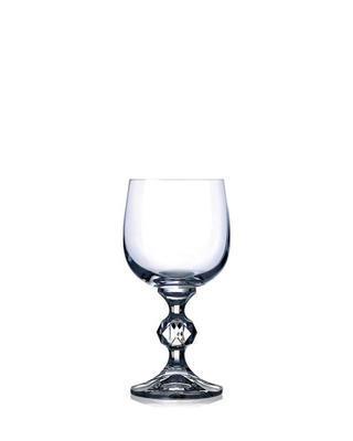 Bohemia Crystal poháre na víno Claudia 190ml (set po 6ks)