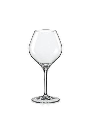 Bohemia Crystal Weißweingläser Amoroso 280 ml (Set mit 2 Stück)