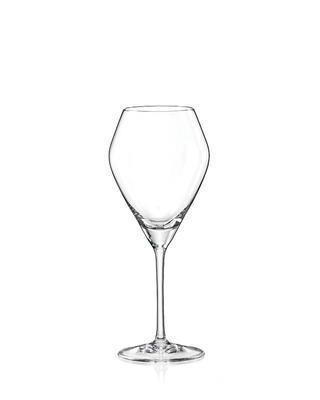 Bohemia Crystal Bravo White Wine Glass 360 ml (set of 6 pcs)