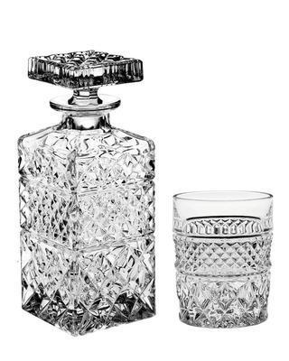 Madison whiskey set 99999/07600/006 (1 bottle + 6 tumblers)