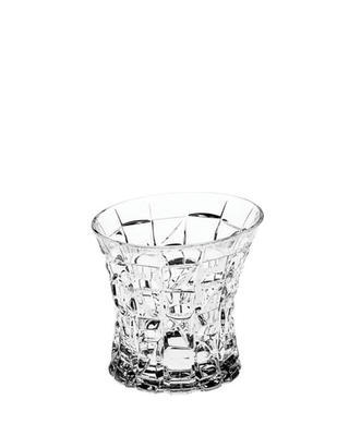 Bohemia Crystal Whiskygläser Patriot 23203/47610/200 ml (Set mit 6 Stück)