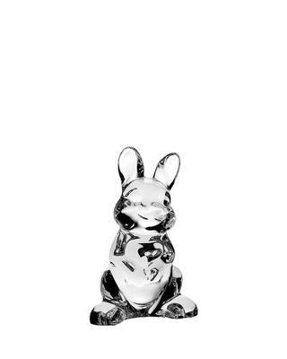 Bohemia Crystal Skleněná figurka zajíc 74810/58910/102mm