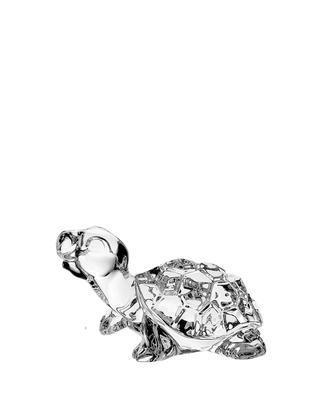 Bohemia Crystal Glasfigur Schildkröte 75110/58900/100 mm