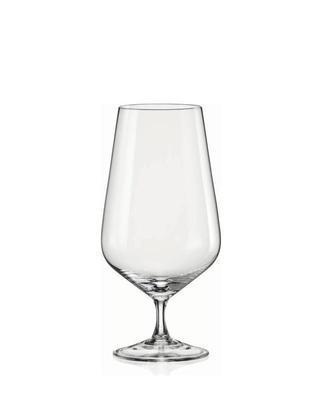 Bohemia Crystal Sklenice na pivo Sandra 540ml (set po 6ks)
