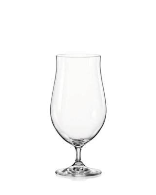 Bohemia Crystal Sklenice na pivo a koktejly Bar 550ml (set po 4ks)