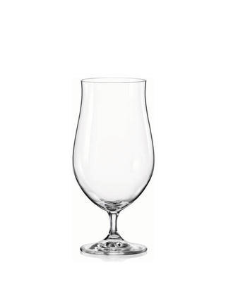 Bohemia Crystal Cocktail and Beer Glass (set of 4 pcs)
