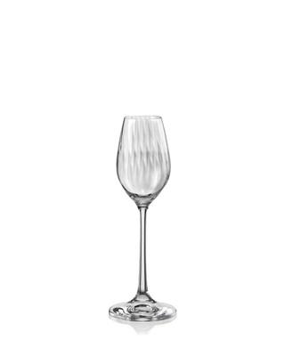 Bohemia Crystal Waterfall Liqueur Glass 60ml (set of 6 pcs)