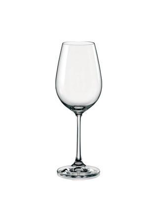 Bohemia Crystal Poháre na biele víno Viola 40729/250ml (set po 6ks)