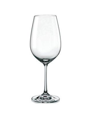 Bohemia Crystal Sklenice na červené víno Viola 450ml (set po 6ks)