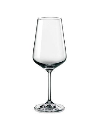 Bohemia Crystal Sklenice na červené víno Sandra 450ml (set po 6ks)