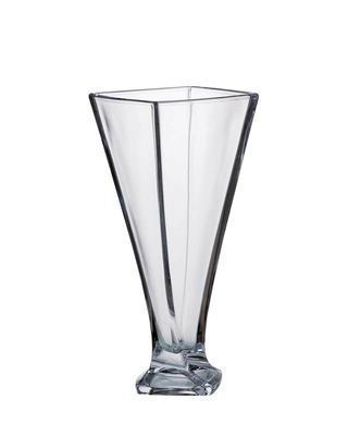 Bohemia Crystal Vase Quadro 330mm