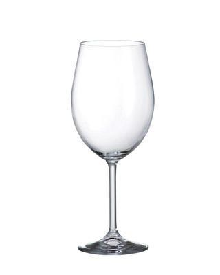 Bohemia Crystal Sklenice na červené víno Colibri 580ml (set po 6ks)