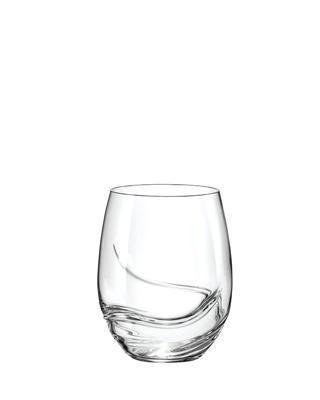 Bohemia Crystal Poháre na víno Turbulence 23018/500ml (set po 2ks) - 1