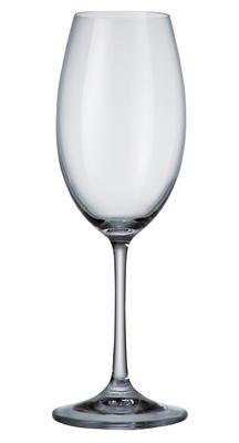 Bohemia Crystal Barbara Red Wine 630ml (set of 6 pcs)