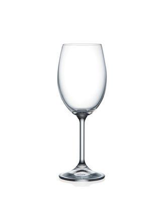 Bohemia Crystal Sklenice na bílé víno Lara 250ml (set po 6ks)