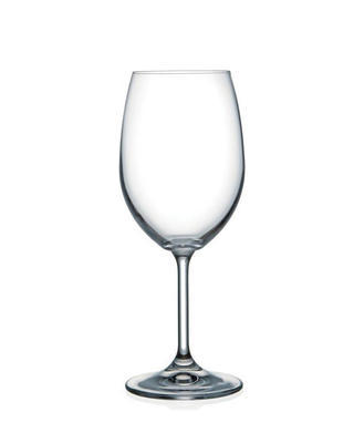 Bohemia Crystal Lara Wine 350ml (set of 6 pcs)