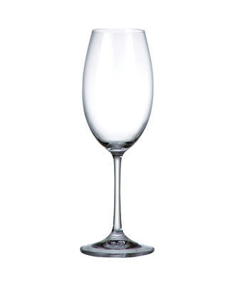 Bohemia Crystal Barbara Wine Glass 400ml (set of 6 pcs)