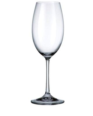 Bohemia Crystal Rotweingläser Milvus 640 ml (Set mit 6 Stück)