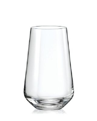 Bohemia Crystal Poháre na nealko nápoje a koktejly Sandra 23013/440ml  (set po 6ks)