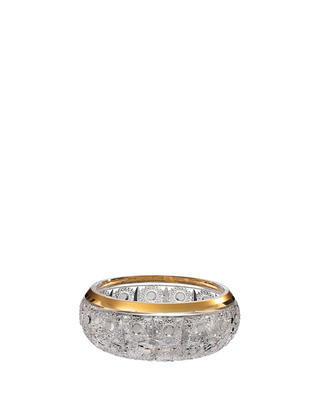 Bohemia Crystal ručně broušená mísa Romantic Horizont 130mm