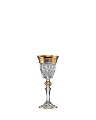 Bohemia Crystal ručne brúsené poháre na likér Felicie Romantic 60ml (set po 2ks)