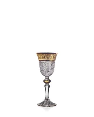 Bohemia Crystal handgeschliffene Likörgläser Romantic Horizont 60 ml (Set mit 2 Stück)