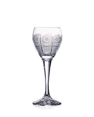 Bohemia Crystal ručně broušené sklenice na víno (set po 6ks)