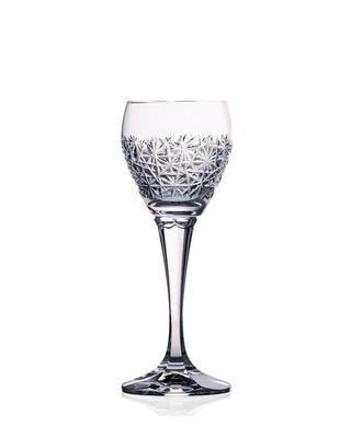 Bohemia Crystal ručne brúsené poháre na víno (set po 6ks)