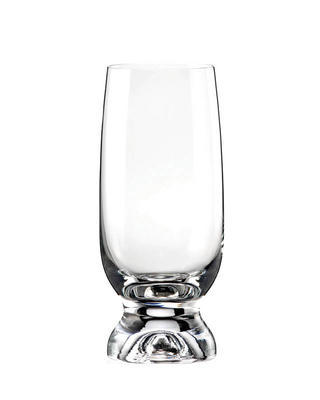Bohemia Crystal Gina Beer Glass 350ml (set of 6 pcs)