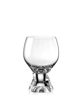 Bohemia Crystal Gina White Wine Glass 230ml (set of 6 pcs)