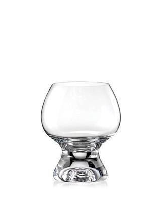 Bohemia Crystal sklenice na brandy a koňak Gina 250ml (set po 6ks)