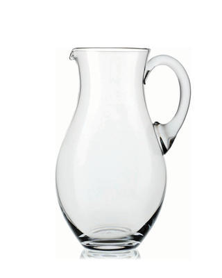 Bohemia Crystal Pitcher for Water and Beer 1E470 / 1500ml