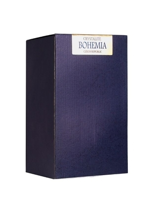 Bohemia Crystal karafa na víno, whisky, rum alebo pálenku 800ml - 2